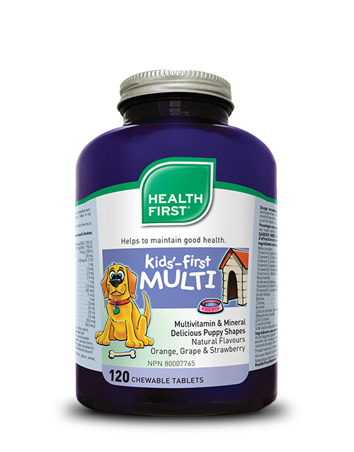 Kids'-first Multivitamin